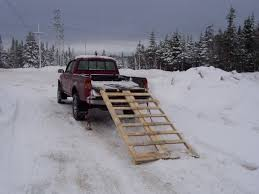 Got Snowmobile?? With Tacoma?? | Tacoma World Black Ice Trifold Snowmobile Ramps 1500 Lb Capacity 94 Long Lift System The Very Simple Homemade Way Youtube Best Atv Ramp List In 2018 Guide Reviews How To Make A Snowmobile Ramp Sledmagazinecom Discount X 54 With Center Revarc Information Load Pickup Truck Page 2 Main Clubhouse Need Put This Flatbed On My Truck Snowmobiles Pinterest Sled Deck For Your Arcticchatcom Arctic Cat Forum Stock Photos Images Alamy Which Ramps Buy General Discussion Dootalk Forums