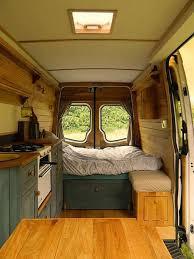 Sprinter Van Conversion Ideas 8