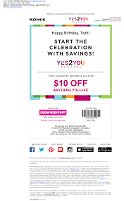 Kohl's Email Review: Is This Birthday Email Something To Celebrate ... Kohls 30 Off Coupons Code Plus Free Shipping March 2019 Kohls New Mobile Coupon Program 15 Off Printable Alcom Code Promo Deals Aug 1819 Coupon Exclusions Toys Reis Tsernobli Hind New Excludes Toys From Codes Coupons Kids Steals 40 Off 5 Ways To Snag One Lushdollarcom Pinned September 14th 1520 More At Or Online Via Promo Code Archives Turtlebird Holiday Shopping Starts Nov 8th 16th If Anyone Has In