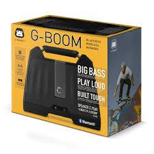 Bedroom Boom Mp3 by Amazon Com G Project G Boom Wireless Bluetooth Boombox Speaker