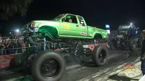 Trucks Gone Wild At Cowboys Orlando - Chasin Paper Mega Truck - YouTube