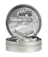 Lava Lamp Cloudy After Shipping by Amazon Com Crazy Aaron U0027s Thinking Putty 3 2 Ounce Liquid Glass