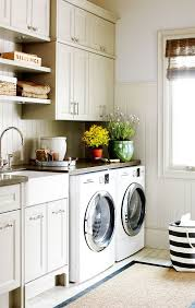4 Stylish Laundry Room Designs