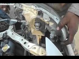 how to change light of toyota corolla 2003 car light