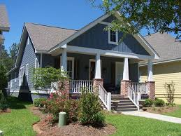 Craftsman Style Floor Plans Bungalow by Best 25 Bungalow Exterior Ideas On Pinterest Craftsman Style