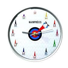 horloge cuisine pas cher pendule originale design horloge murale originale design avec fr cr