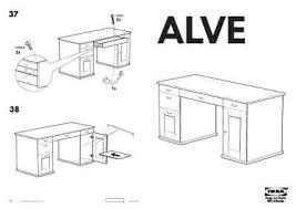ikea alve bureau ikea alve bureau furniture manual for free now 3ba1d u