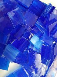 blue stained glass mosaic tiles mosaics and craft