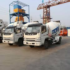 100 Concrete Mixer Truck For Sale Ready Mixed Malaysia Widely Used Diesel Engine 5 Ton