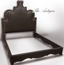 Roma Tufted Wingback Headboard Dimensions by Custom Beds And Headboards Boutique Hotel Beds
