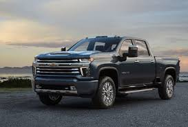 100 Chevy Compact Truck 2020 Silverado Heavy Duty Pickup Uses Boosted Torque To
