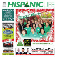 Sinking Spring Ymca Daddy Daughter Dance by December 2016 By Hispaniclife Media Issuu