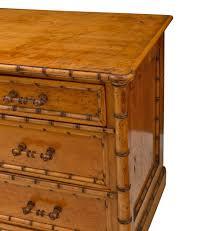 Antique Birdseye Maple Dresser With Mirror by Faux Bamboo Birdseye Maple Dresser By R J Horner Rejuvenation