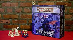 Dungeons Dragons Castle Ravenloft Board Game Review How To Play