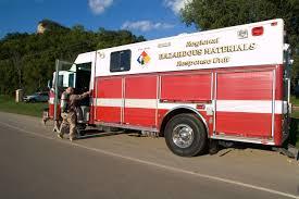 100 Hazmat Truck Fireman In Hazmat Suite Getting In Truck In Wisconsin FEMAgov