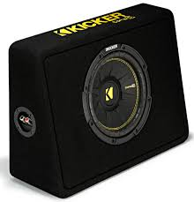 Kicker TCWC10 Car Audio CompC 10