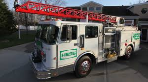 Great River FD Creates Life-sized Hess Truck | Newsday