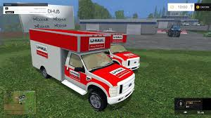 UHUAL F-250 CARGO VAN V 1.0 | Farming Simulator 2017 Mods, Farming ... Uhaul Truck Rental Reviews The Evolution Of Trailers My Storymy Story How To Choose The Right Size Moving Insider Business Spotlight Company Moves Residents From Old Homemade Rv Converted Garage Doors Marietta Ga Box Roll Up Door Trucks U Haul Stock Photos Images Alamy About Uhaultipsfordoityouelfmovers Dealer Hobart Lumber Celebrates 100 Years