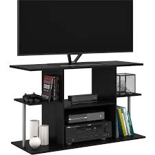 Mainstays Computer Desk Instructions by Mainstays Black Tv Stand For Tvs Up To 42
