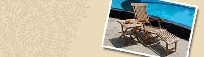 solid teak sun loungers steamers casa bella furniture uk