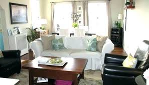 Living Room Combo Dining And