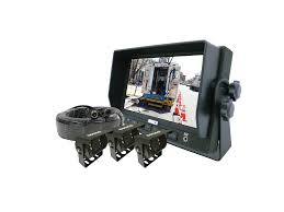 100 Backup Camera For Truck Tractor Trailer Hitch System From Rosco