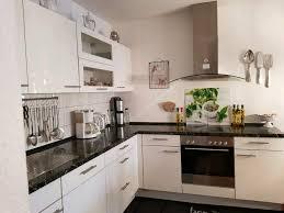 hochglanz küche mit siemens geräten