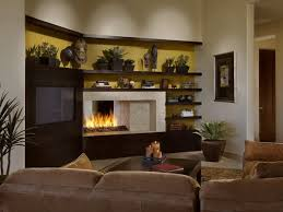 100 Zen Inspired Living Room Dark Gloss Round Side Bed Table Black Colored Platform