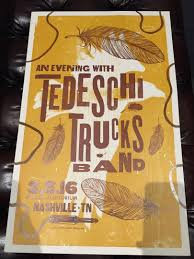 Tedeschi Trucks Band Ryman Hatch Show Print Saturday 3/5 Nashville ... Review Tedeschi Trucks Band With Sharon Jones And The Dap Kings Lp Revelator Duplo R 19000 Em Mercado Livre Wikiwand Full Show Audio Finishes First Of Two Weekends 090216 Beneath A Desert Sky Learn How To Love Youtube What Would David Bowie Do Wwdbd Goes To Montreux 919 Wfpk Presents Tickets Louisville Announces Beacon Theatre Residency This Fall Plays Thomas Wolfe Auditorium Jan 2021 Rapid