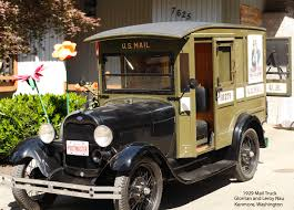 100 Model A Ford Truck MFC Gallery Mail S