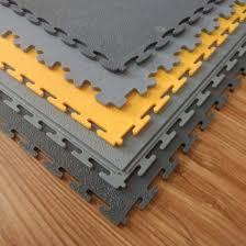 Qingdao PVC Flooring Mat Floor Tile Eco Friendly Interlocking Garage PP Plastic Tiles