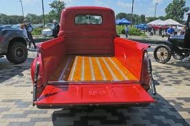 1950 Ford F-1 Truck Review: Rolling The OG F-Series - Motor Trend Cool Wood Truck Bed Plans Fniture Working Image From Htt48tinypiccom30vg5z6jpg Trucks Pinterest Customtruckbeds Split Personality The Legacy Classic 1957 Napco Chevrolet Gas Generator Wikipedia Jeff Majors Bedwood Truck Tips And Tricks Gm Performance 1955 Ideas About Bed Rails On Tonneau Cover Covers And Wooden For Kashioricom Sofa Chair Bookshelves Dog Box Great Of Cute Dogs Bedliner Complete Oak Kit 1951 1972 Stepside American