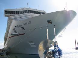 Carnival Paradise Cruise Ship Sinking Pictures by Carnival Valor Cruise Ship Profile