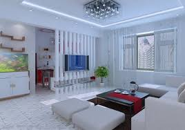 Dining Room Creative Ideas For Separating Open Living And With Innovative Modern TV Wall Units Functional Dividers