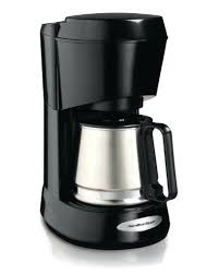 Hamilton Beach Stay Or Go Coffee Makers Cup Classic Thermal Programmable Maker
