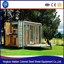 100 Container Houses China Folding 20ft Prebuilt Bunk Expandable Prefabricated