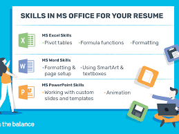 Microsoft Office Skills For Resumes & Cover Letters Sample Summary Statements Resume Workshop Microsoft Office Skills For Rumes Cover Letters How To List Computer On A Resume With Examples Eeering Rumes Example Resumecom 10 Of Paregal Entry Level Letter Skill Set New Sample For Retail Mchandiser Finance Samples Templates Vaultcom Entry Level Medical Billing Business Best Software Employers Combination Different Format Mega An Entrylevel Programmer