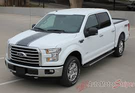 100 Ford Truck Decals 20152019 F150 Center Stripe Factory Style Vinyl Decal Graphic