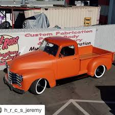100 Chevy Hot Rod Truck S Custom Stuff 1952 3100