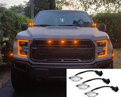 3pcs For Ford SVT Raptor Style LED Amber Grille Lighting Universal ... Are Truck Bed Lighting For Those Who Work From Dawn To Dusk Emergency Lighting New Jersey York Pennsylvania Ak Equipment 1999 Ford F150 Svt Lightning Review Rnr Automotive Blog 2009 2014 Led Running Board Lights F150ledscom Amazoncom Ledglow 8pc Universal Bed Light Kit Sealed Hightech Rigid Industries Adapt Bar Recoil Valley Evo Vs Truck Street Racing Youtube Caps Partners With To Shine Bright Modern Colctible 2004 The Fast Lane This Heroic Dealer Will Sell You A With 650 Mack Recalling 135 Trucks For Potential Issue Bucket Trucks Maintenance Inc