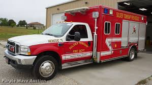 2002 Ford F550 Super Duty Fire Truck | Item DD6622 | SOLD! N...