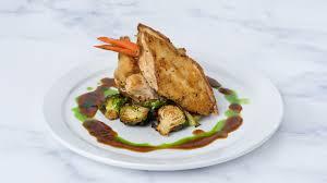 a fresh idea in catering gourment cuisine