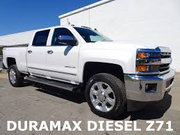 Diesel Trucks For Sale | Smart Chevrolet