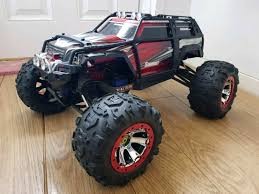 Traxxas Summit 1/10. Crawler. Truck. 4s Ready. Rc Car Truck Crawler ... Traxxas Bigfoot Rc Monster Truck 2wd 110 Rtr Red White Blue Edition Slash 4x4 Short Course Truck Neobuggynet Offroad Vxl 2wd Brushless Cars For Erevo The Best Allround Car Money Can Buy X Maxx Axial Yetti Trophy Trucks Showcase Youtube Adventures 30ft Gap With A 4x4 Ultimate Mark Jenkins Scale Cars Best Car Reviews Guide Stampede Ripit Fancing Project Summit Lt Cversion Truck Stop Boats Hobbytown
