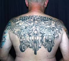 How To Make A Tatoo Harley Davidson Tattoos Are Way Of Paying