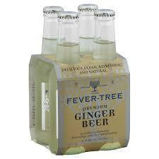 Meijer Christmas Trees by Fever Tree Premium Ginger Beer 4 Pk 6 8 Fl Oz Meijer Com