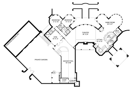 Chateau Floor Plans Chateau Novella House Plan