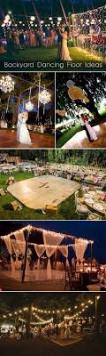 30 Sweet Ideas For Intimate Backyard Outdoor Weddings | Backyard ... Our Outdoor Parquet Dance Floor Is Perfect If You Are Having An Creative Patio Flooring 11backyard Wedding Ideas Best 25 Floors Ideas On Pinterest Parties 30 Sweet For Intimate Backyard Weddings Fence Back Yard Home Halloween Garden Flags Decoration Creating A From Recycled Pallets Childrens Earth 20 Totally Unexpected Flower Jdturnergolfcom