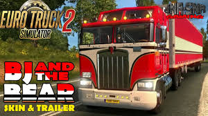 100 Bj And The Bear Truck JNRSNR BJ And The Skin And Trailer YouTube