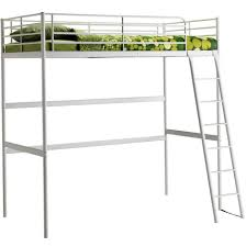 bunk beds ikea white metal bunk bed instructions white metal